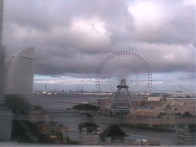 Webcam For The Port Of Yokohama